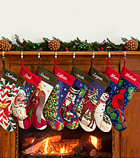 Personal Creations ® Needlepoint Stocking