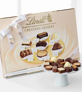 Lindt Creation Desserts Box