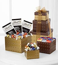 Lindt Gift Tower - Better
