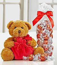 Lindt Loveable Bear with Truffles - Better