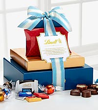Lindt Innovations Gift Tower - Best