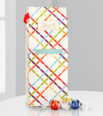 Lindt Lindor Birthday Box