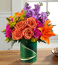 The FTD ® Sunset Sweetness™ Bouquet