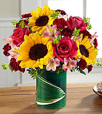 The FTD ® Fresh Outlooks™ Bouquet