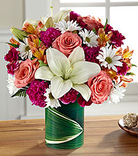 The FTD ® Meadow™ Bouquet