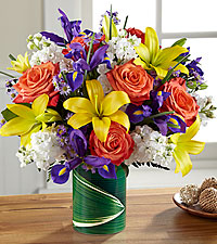 The FTD ® Sunlit Wishes™ Bouquet