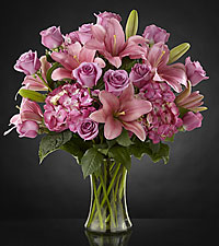 Magnificent Luxury Rose Bouquet - VASE INCLUDED