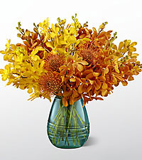 The FTD ® Desert Skies™ Luxury Bouquet - VASE INCLUDED