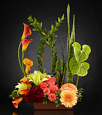 The FTD ® Hopeful Promises™ Luxury Bouquet