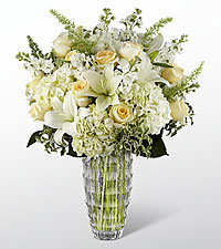 The FTD ® Hope Heals™ Luxury Bouquet - VASE INCLUDED