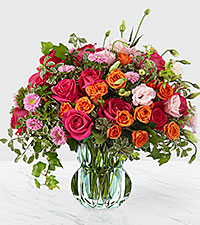 The FTD ® Only The Best ™ Luxury Bouquet- VASE INCLUDED