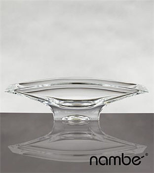 Nambé Crystal Decorative Bowl
