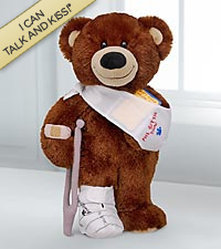 Get Well Bear by Build-A-Bear Workshop®