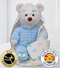Sweet Dreams Baby Boy Bear by Build-A-Bear Workshop®