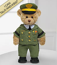 Army Officer Hero Bear by Build-A-Bear Workshop&reg;
