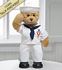 Sailor Hero Bear by Build-A-Bear Workshop®
