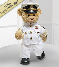 Naval Hero Bear by Build-A-Bear Workshop&reg;