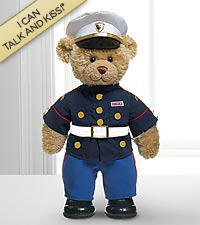 Marine Hero Bear by Build-A-Bear Workshop®