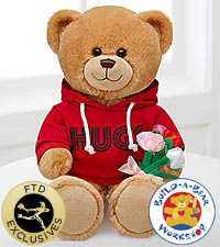 The Hugs Fur You Bear by Build-A-Bear Workshop®