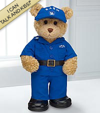 Coast Guard Hero Bear by Build-A-Bear Workshop®