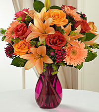 Petal Play Bouquet - VASE INCLUDED