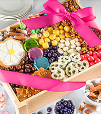 Mother 's Day Sweets Gourmet Gift Basket