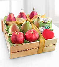 Organic Festive Fun Fruit Crate