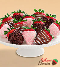 Gourmet Dipped Mother 's Day Strawberries