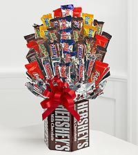 Sweets in Bloom&reg; Chocolate Lover's Dream Bouquet