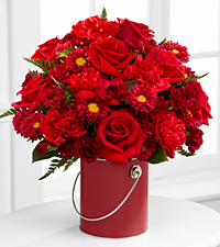 The Color Your Day With Love™ Bouquet by FTD ® - VASE INCLUDED