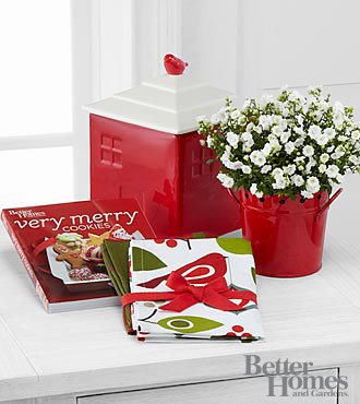 FTD Christmas Riches Holiday Gift Package By Better Homes and Gardens