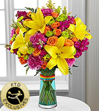 The FTD ® Pick-Me-Up ® Bouquet