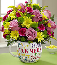 Pick-Me-Up ® Bouquet