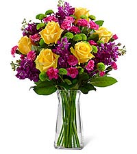 The FTD ® Happy Times™ Bouquet