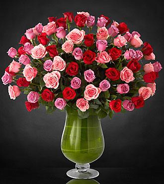 Heartfelt Luxury Rose Bouquet