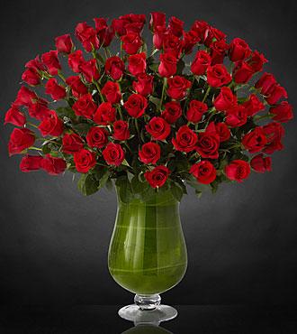 Attraction Luxury Rose Bouquet