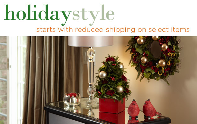 Home decor deals for Christmas decorations home bargains