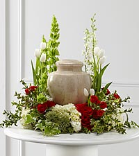 The FTD® Tears of Comfort™ Arrangement