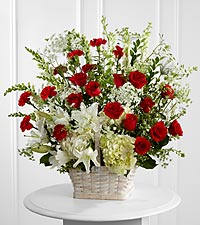 The FTD&reg; In Loving Memory&trade; Arrangement