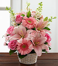 The FTD ® Whispering Love™ Arrangement