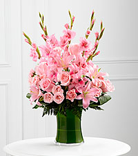 The FTD &reg; Lovely Tribute&trade; Bouquet