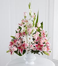 The FTD ® Precious Peace™ Arrangement