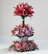 The FTD ® Towering Beauty™ Arrangement