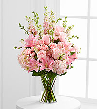 The FTD ® Wishes & Blessings™ Bouquet- VASE INCLUDED