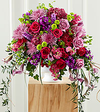 The FTD ® Our Love Eternal™ Arrangement