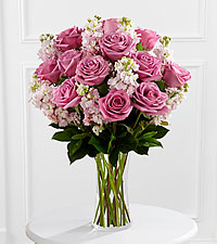 The FTD ® All Things Bright™ Bouquet- VASE INCLUDED