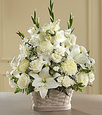 The FTD ® Peaceful Passage™ Arrangement