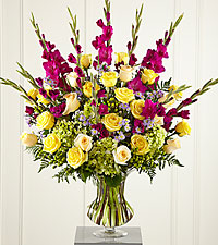 The FTD ® Loveliness™ Arrangement