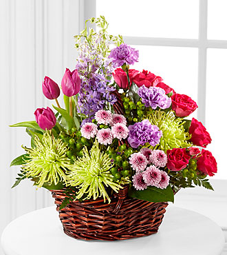 The FTD&reg; Truly Loved&trade; Basket