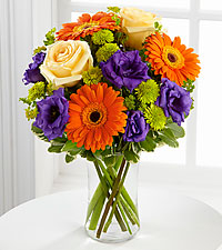 The FTD ® Rays of Solace™ Bouquet